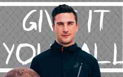 GIVE IT YOUR ALL – Jordan Lawley Interview/Consultation