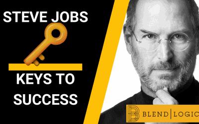 Keys to Success – Steve Jobs