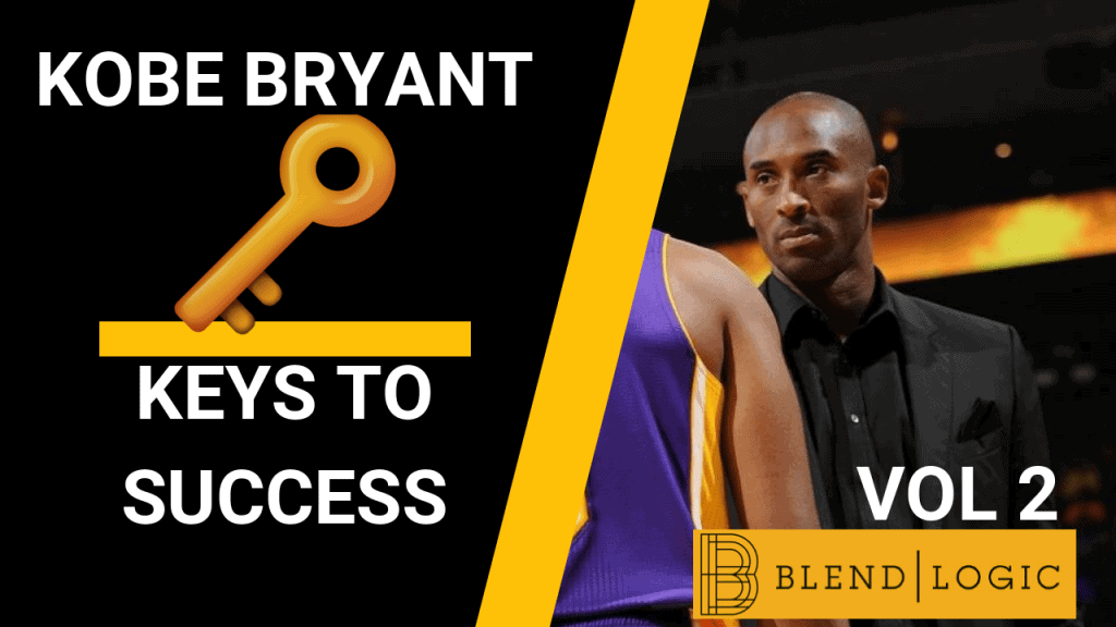 Kobe Bryant Work Ethic - Keys to Success vol 2