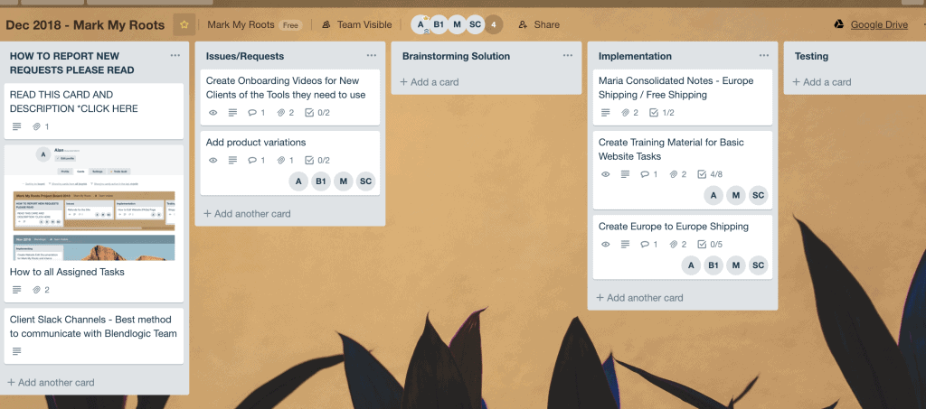 Everything is Awesome - Trello