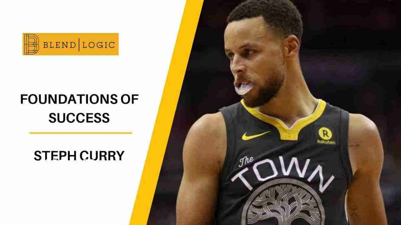 Stephen Curry Foundations of Success