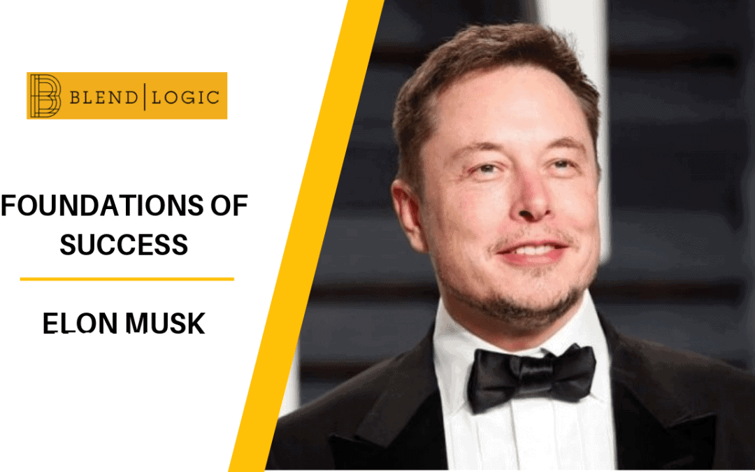 Keys to Success – Elon Musk