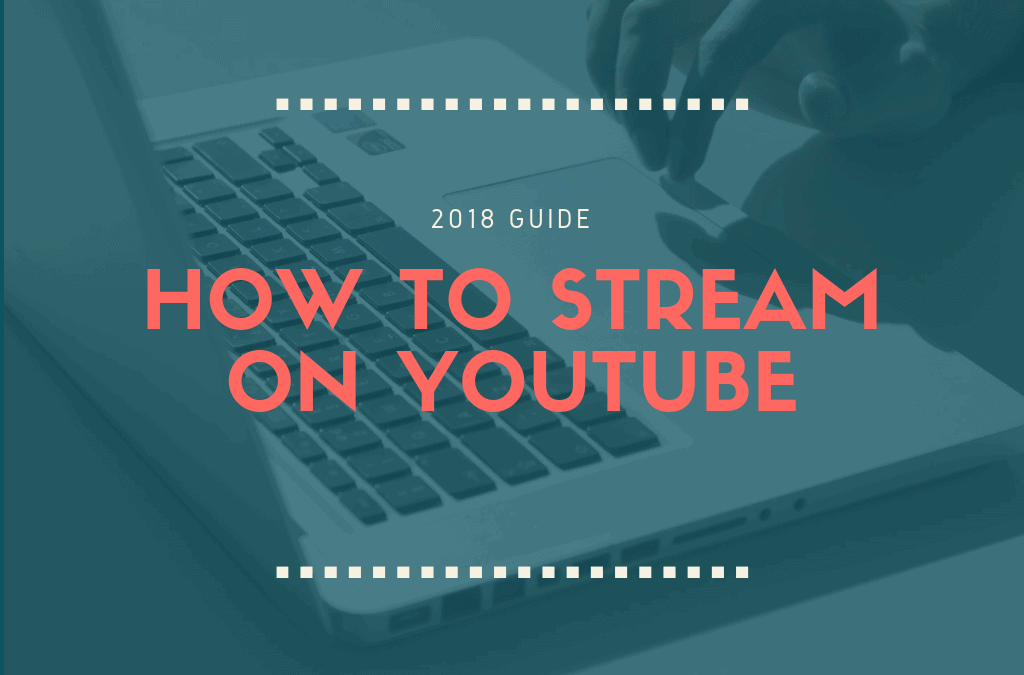 How To Stream on Youtube – OBS In Depth Guide
