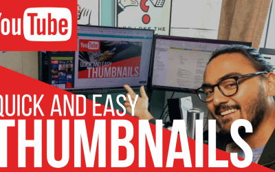 How To Make a Thumbnail for Youtube