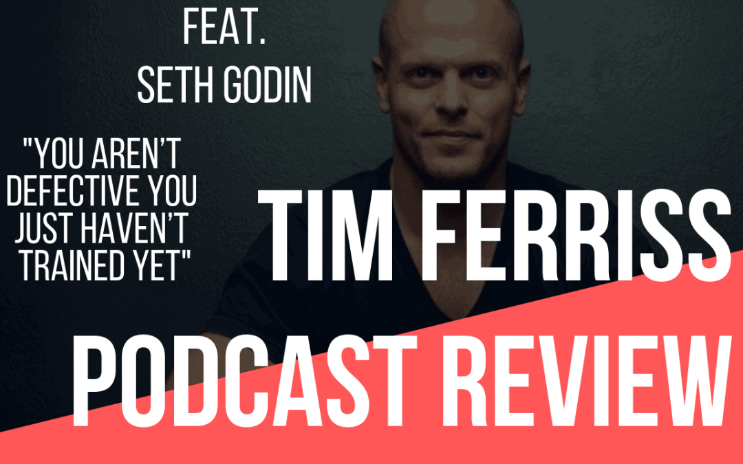 How I get paid listening to Tim Ferriss' podcasts