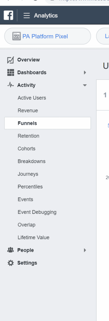 Marketing Funnels - Facebook Funnels