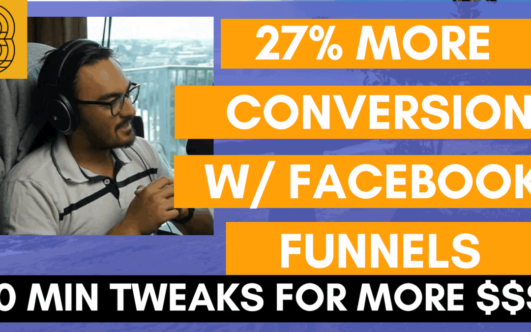 Get 27% Increase In Your Marketing Funnels with Facebook Journeys