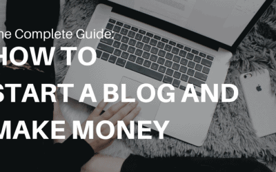 How To Start A Blog And Make Money (Free Guide For 2020)